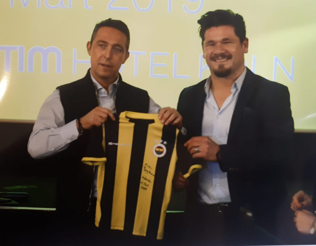 FENERBAHÇE FOOTBALL ACADEMY®